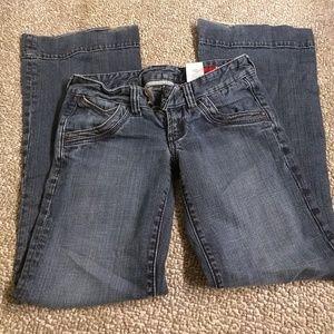Express x2 jeans 4 regular